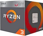 Фото AMD Ryzen 3 2200G Raven Ridge 3500Mhz Box (YD2200C5FBBOX)