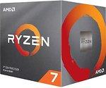 Фото AMD Ryzen 7 3700X Matisse 3600Mhz Box (100-100000071BOX)