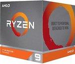 Фото AMD Ryzen 9 3900X Matisse 3800Mhz Box (100-100000023BOX)