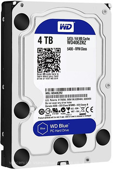 Фото Western Digital Blue 4 TB (WD40EZRZ)