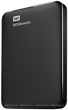 Фото Western Digital Elements Portable 4 TB (WDBU6Y0040BBK)
