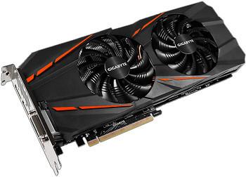 Фото Gigabyte GeForce GTX 1060 G1 Gaming 6GB 1847MHz (GV-N1060G1 GAMING-6GD)