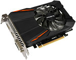 Фото Gigabyte GeForce GTX 1050 Ti 4GB 1430MHz (GV-N105TD5-4GD)