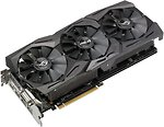 Фото Asus Radeon RX 580 ROG Strix Top Edition 8GB 1256MHz (ROG-STRIX-RX580-T8G-GAMING)