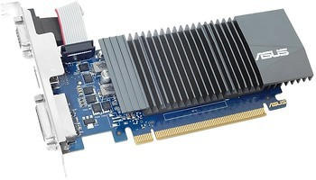 Фото Asus GeForce GT 710 2GB 954MHz (GT710-SL-2GD5)