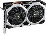 Фото MSI GeForce RTX 2060 Ventus XS OC 6GB 1365MHz (GeForce RTX 2060 VENTUS XS 6G OC)