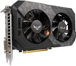 Фото Asus GeForce GTX 1660 TUF Gaming 6GB 1500MHz (TUF-GTX1660-6G-GAMING)