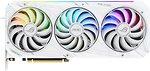 Фото Asus GeForce RTX 3090 ROG Strix OC White Edition 24GB 1395MHz (ROG-STRIX-RTX3090-O24G-WHITE)