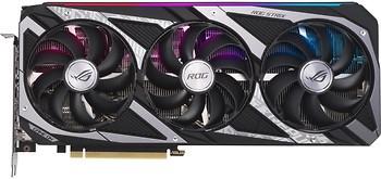 Фото Asus GeForce RTX 3060 ROG Strix Gaming OC 12GB 1320MHz (ROG-STRIX-RTX3060-O12G-GAMING)