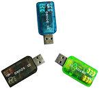 Фото Atcom USB-Sound Card (5.1) 3d Sound