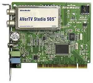 Фото AVerMedia Technologies AVerTV Studio 505