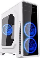 Фото GameMax G561 White w/o PSU