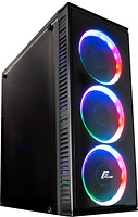 Фото Frime Bastion Rainbow LED w/o PSU Black