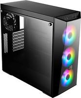 Фото Cooler Master MasterBox Lite 5 ARGB w/o PSU Black (MCW-L5S3-KGNN-05)