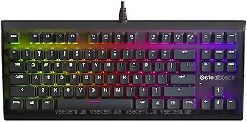 Фото SteelSeries Apex M750 TKL QX2 Black USB (64720)