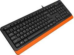 Фото A4Tech FK10 Black-Orange USB