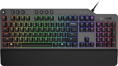 Фото Lenovo Legion K500 US Black USB (GY40T26479)