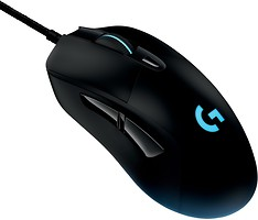 Фото Logitech G403 Prodigy Wired Black USB (910-004824)