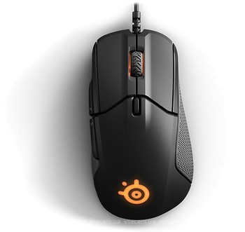 Фото SteelSeries Rival 310 Black USB (62433)