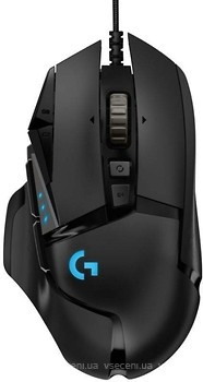 Фото Logitech G502 Proteus Hero Black USB (910-005470)