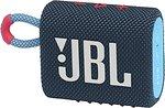 Фото JBL Go 3 Blue and Pink (JBLGO3BLUP)