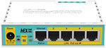 Фото MikroTik RouterBOARD RB750UPr2