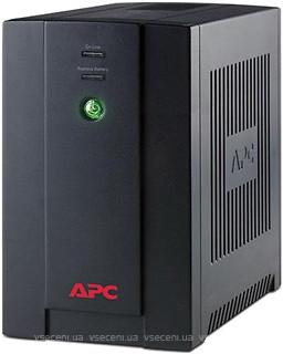 Фото APC Back-UPS 1400VA 230V AVR IEC Sockets (BX1400UI)
