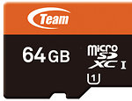 Фото Team Group microSDXC UHS-I 64Gb