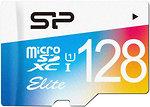 Фото Silicon Power Elite Color microSDXC Class 10 UHS-I U1 128Gb