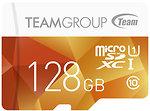Фото Team Group Color Card microSDXC Class 10 UHS-I U1 128Gb
