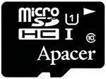 Фото Apacer microSDHC Class 10 UHS-I U1 16Gb