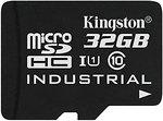 Фото Kingston Industrial microSDHC UHS-I 32Gb (SDCIT/32GB)