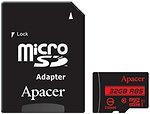 Фото Apacer R85 microSDHC Class 10 UHS-I 32Gb