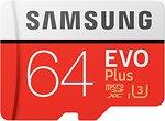 Фото Samsung Evo Plus microSDXC Class 10 UHS-I U3 64Gb