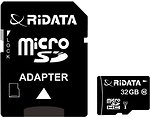 Фото RiDATA microSDHC Class 10 UHS-I 32Gb