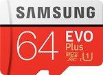 Фото Samsung Evo Plus V2 microSDXC Class 10 UHS-I U1 64Gb