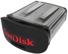 Фото SanDisk Ultra Fit 3.0 16 GB (SDCZ43-016G-G46)
