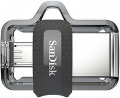 Фото SanDisk Ultra Dual M3.0 64 GB (SDDD3-064G-G46)