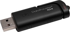 Фото Kingston DataTraveler 104 16 GB (DT104/16GB)