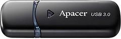 Фото Apacer Handy Steno AH355 Black 64 GB (AP64GAH355B-1)