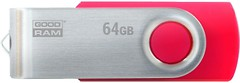 Фото GoodRAM Twister Red 3.0 64 GB (UTS3-0640R0R11)