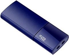 Фото Silicon Power Blaze B05 Deep Blue 64 GB (SP064GBUF3B05V1D)