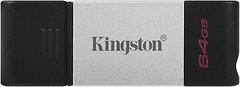 Фото Kingston Data Traveler 80 64 GB (DT80/64GB)