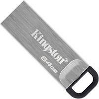 Фото Kingston Kyson Silver 64 GB (DTKN/64GB)