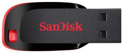 Фото SanDisk Cruzer Blade 32 GB (SDCZ50-032G-B35)
