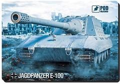 Фото Podmыshku Jagdpanzer E-100