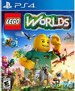 Фото LEGO Worlds (PS4), Blu-ray диск