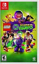 Фото Lego DC: Super-Villains (Nintendo Switch), картридж
