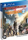 Фото Tom Clancy's The Division 2 Washington D.C. Edition (PS4), Blu-ray диск
