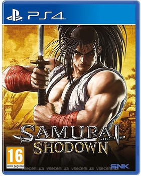 Фото Samurai Shodown (PS4), Blu-ray диск
